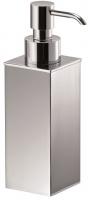Дозатор жидкого мыла Sanibano Celeste H4010/ENC настольный хром