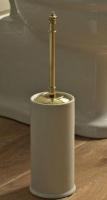 Ершик Sbordoni Classic CL110OL для туалета латунь/керамика