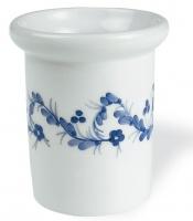 Стакан StilHaus Nemi 744 настольный керамика белая