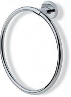 Полотенцедержатель StilHaus Diana DI 07 кольцо хром