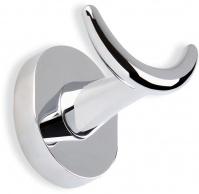 Крючок StilHaus Diana DI809(08) двойной хром