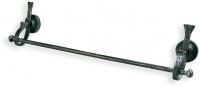 Полотенцедержатель StilHaus Flora F 45 одинарный античная черная тоскана