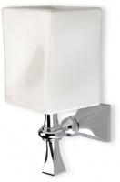 Стакан StilHaus Prisma PR10(08-BI) CR подвесной хром / керамика белая
