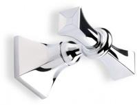 Крючок StilHaus Prisma PR13(08) CR двойной хром