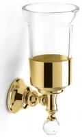 Стакан StilHaus Smart Light SL10(16) ORO подвесной золото / Swarovski