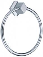 Полотенцедержатель Wasserkraft Aller K-1100 K-1160 кольцо хром