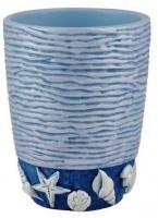 Стакан Wasserkraft Isen K-2100 K-2128 настольный цвет голубой
