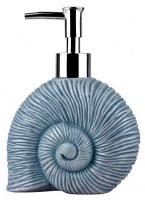 Дозатор для мыла Wasserkraft Isen K-2100 K-2199 настольный цвет голубой