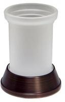 Стакан Wasserkraft Isar K-2300 K-2328 настольный бронза/стекло матовое