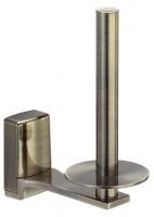 Бумагодержатель Wasserkraft Exter K-5200 K-5297 открытый вертикальный бронза светлая