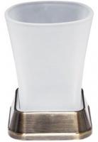 Стакан Wasserkraft Exter K-5500 K-5528 настольный бронза светлая/стекло матовое