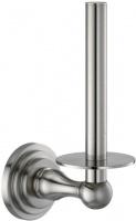 Бумагодержатель Wasserkraft Ammer K-7000 K-7097 открытый вертикальный хром матовый