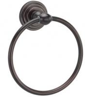 Полотенцедержатель Wasserkraft Isar K-7300 K-7360 кольцо бронза темная
