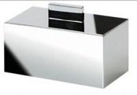 Контейнер Windisch Box Metal Lineal 88417CR настольный 6 х h 6,5 см хром