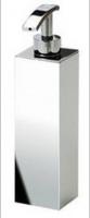 Дозатор для жидкого мыла Windisch Box Metal Lineal 90102CR настольный 6 х h 15,5 см хром