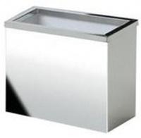 Стакан Windisch Box Metal Lineal 91418CR настольный 6 х h 9,5 см хром