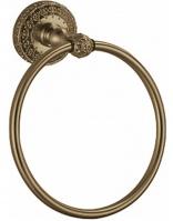 Полотенцедержатель Zorg Antic AZR 11 BR кольцо бронза