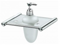 Дозатор жидкого мыла Zorg Inox ZR 1320 подвесной хром