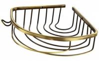 Подробнее о Полка Aksy Bagno Fantasia Antique 2028 A решетка угловая бронза