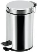 Подробнее о Ведро ALL.PE Complementi CV010-03L CR для мусора с педалью хром
