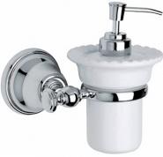 Подробнее о Дозатор ALL.PE Harmony  HA108 CR для жидкого мыла хром