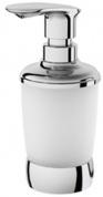 Подробнее о Дозатор AM.PM Sensation  A3031900 для жидкого мыла настольный хром / стекло