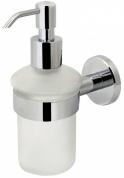 Подробнее о Дозатор AM.PM Sense A7536900 для жидкого мыла подвесной хром / стекло матовое