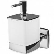 Подробнее о Дозатор AM.PM Gem A9036900 для жидкого мыла подвесной хром / стекло матовое