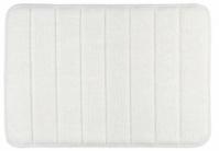 Подробнее о Коврик Andrea House  BA14176 для ванны 40 х 60 см цвет белый