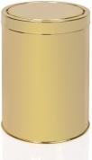 Подробнее о Контейнер Andrea House BA64245 для мусора (5 литров золото