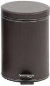 Подробнее о Ведро Andrea House BA7686 для мусора 20 х h29 см (5 литров цвет коричневый (экокожа