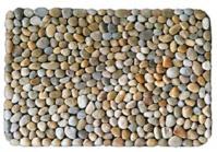 Подробнее о Коврик Andrea House ФР-00000606 для ванны 76 х 51 см цвет желтый