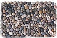 Подробнее о Коврик Andrea House ФР-00000607 для ванны 76 х 51 см цвет микс