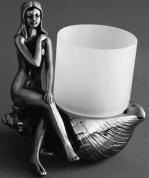 Подробнее о Стакан Art&Max Juno AM-0071D-T настольный серебро