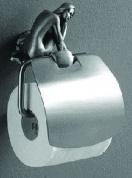 Подробнее о Держатель туалетной бумаги Art&Max Juno AM-B-0719-T настенный серебро