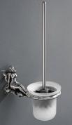 Подробнее о Eршик Art&Max Fairy AM-B-0981-T для унитаза настенный серебро