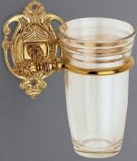 Подробнее о Стакан Art&Max Impero AM-1230-Cr настенный хром / стекло матовое