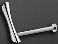 Подробнее о Держатель туалетной бумаги Art&Max Elegant AM-E-1583 настенный без крышки хром