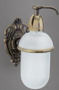 Подробнее о Дозатор мыла Art&Max Impero AM-1705-CR настенный хром / стекло матовое