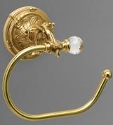 Подробнее о Держатель туалетной бумаги Art&Max Barocco Crystal AM-1782-Cr-C без крышки хром / Swarovski