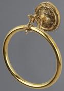 Подробнее о Полотенцедержатель Art&Max Barocco Crystal AM-1783-Cr-C кольцо хром / Swarovski