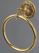 Подробнее о Полотенцедержатель Art&Max Barocco AM-1783-Cr кольцо хром