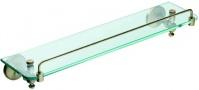 Подробнее о Полка стеклянная Art&Max Antic AM-2682Q бронза