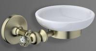 Подробнее о Мыльница Art&Max Antic Crystal AM-E-2699ASJ-Cr настенная хром