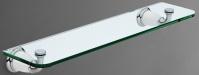 Подробнее о Полка стеклянная Art&Max Bianchi AM-3682BW хром