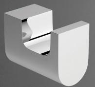 Подробнее о Крючок Art&Max Platino AM-3986AL одинарный хром