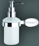 Подробнее о Дозатор мыла Art&Max Cristalli AM-4249 настенный хром