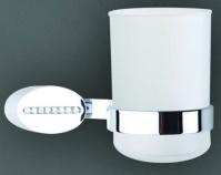 Подробнее о Стакан Art&Max Cristalli AM-4258 настенный хром