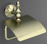 Подробнее о Держатель туалетной бумаги Art&Max Bohemia AM-E-4283-Cr настенный хром