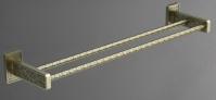 Подробнее о Полотенцедержатель Art&Max Gotico AM-E-4848AQ двойной бронза